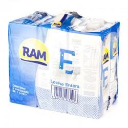 PU10 - RAM  Leche Entera 1 L.